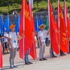 Shuicheng-Liupanshui International Whip an chinese spinning top Competition – July 2017 – Opening ceremony