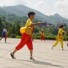 Compétition Internationale de fouet et toupie chinoise de Shuicheng - Liupanshui – Juillet 2017